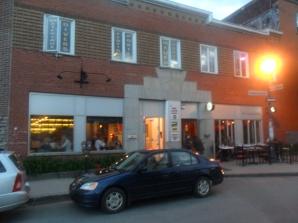 Rue de St Vallier Est ...