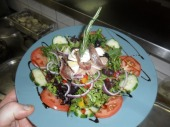 Notre salade niçoise ...