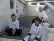 Ma petite équipe de cuisine ...
