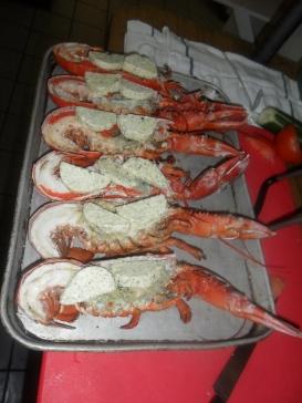 Le homard, autre demande des membres ...