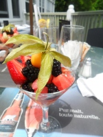 Salade de fruits au Grand Marnier ...