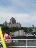 Vue imprenable sur Québec ...