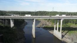 La rivière Chaudière
