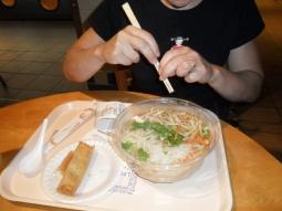 Une soupe Thaï