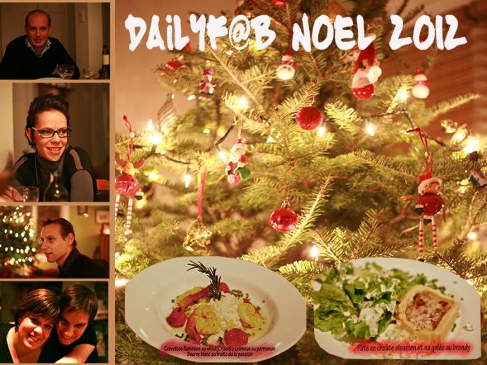 Dailyfab Noël 2012