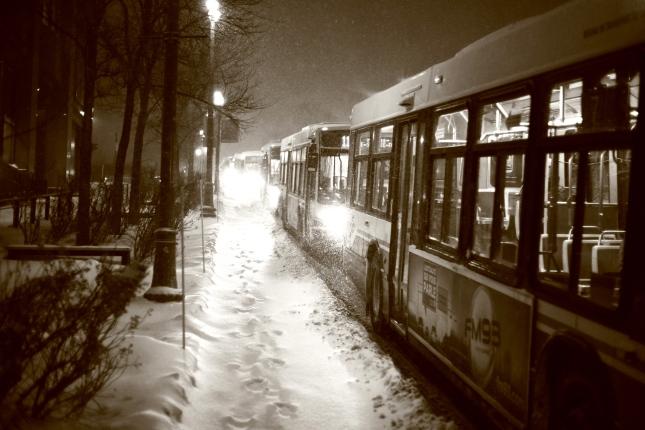 La noria des bus