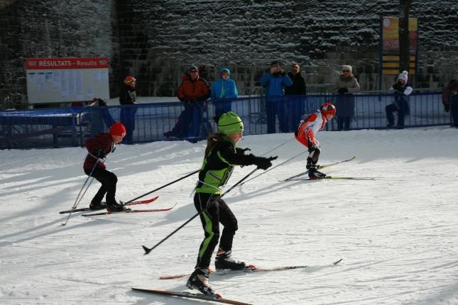 Ski de fond Québec 2012-13