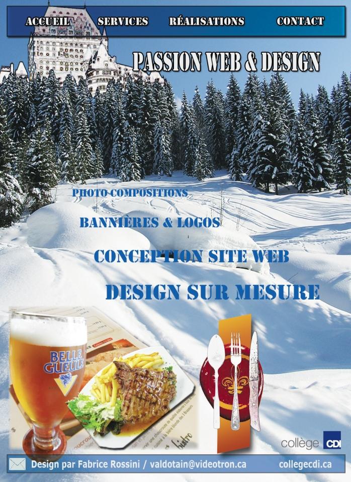 Affiche de promotion