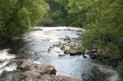 C'est aussi la rivière St Charles
