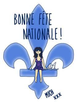 J'ai emprunté cette illustration à Michèle Boulay. Rejoignez-là sur FaceBook. Un vrai talent !