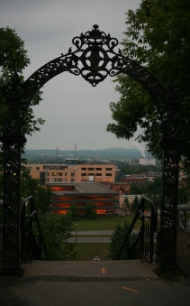 Vue sur St Roch