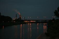 Sur le pont de Dorchester