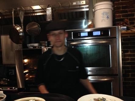 Le chef (français...)