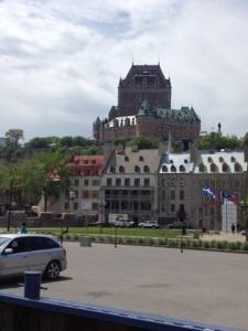 Le beau Château