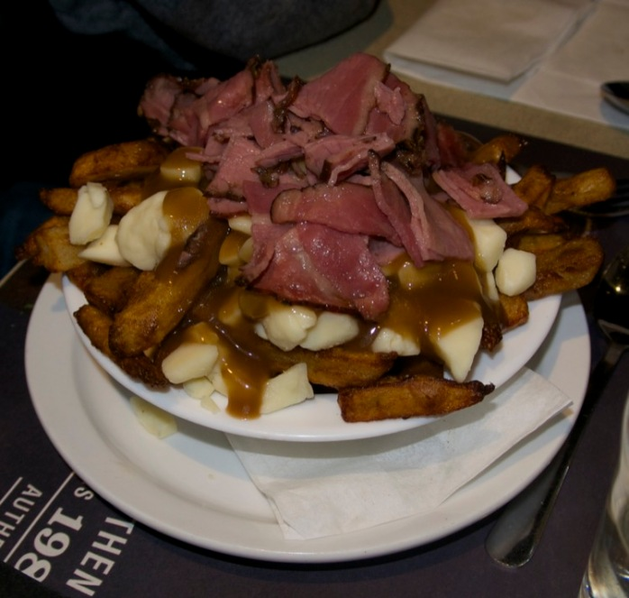 Poutine Smoked Meat