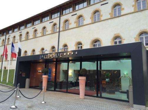 L'Hôtel restaurant chic du centre ville