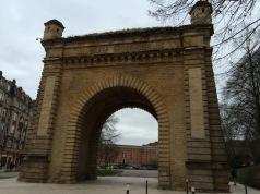 La porte Serpenoise
