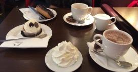 chez NAMUR, salon de thé