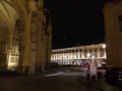 Place d'Armes et Hôtel de ville