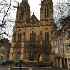 Eglise Ste Ségolène