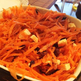 Salade de carotte