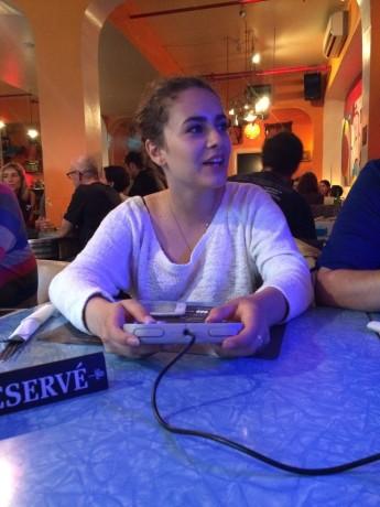 Charlotte séduite par Mario