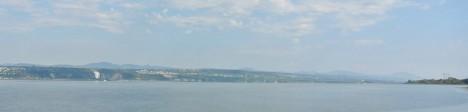 Le pont et la chute Montmorency