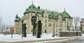 L'hôtel de ville de Québec