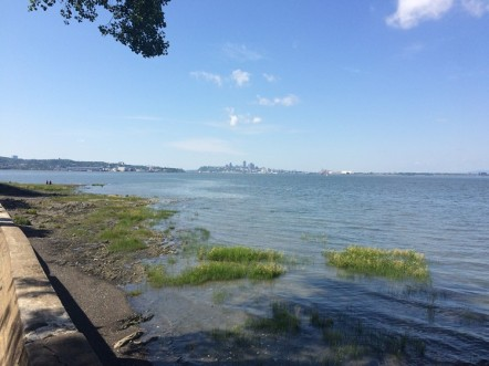 Une vue sur Québec