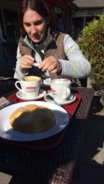 Halte café chez Pascal le boulanger
