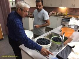 Matière première : Raisins d'une vigne oubliée