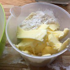 Mélanger beurre sucre